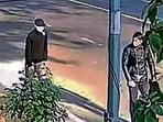 Pictures of the accused roaming around Dr APJ Abdul Kalam Road. NIA