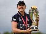 England captain Heather Knight.(Getty Images)