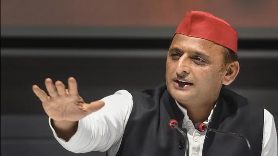 Samajwadi Party president Akhilesh Yadav. (File photo)