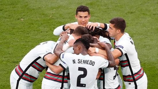 UEFA Euro 2020 Hungary vs Portugal Highlights