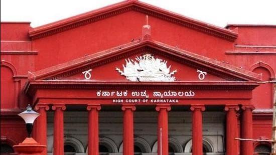 File photo: Karnataka High Court. (ANI)