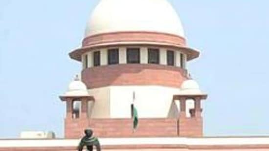 The Supreme Court is seen in this file photo.