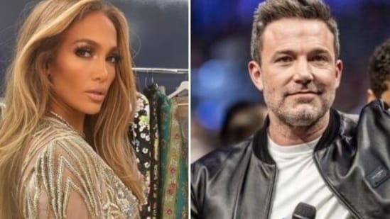 Jennifer Lopez and Ben Affleck, who met in 2002, were engaged to marry but parted ways later in 2004.