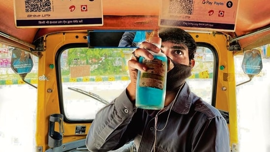 Such attention to safety is rare among auto and cab drivers, even though they are expected to follow these pandemic-era protocols.