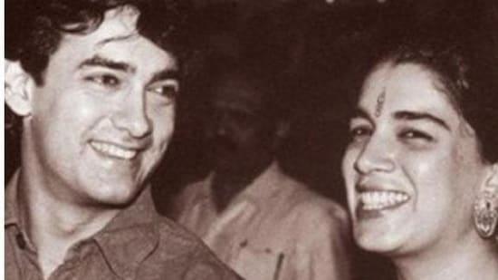 Aamir Khan was married to Reena Dutta for 16 years before Kiran Rao.