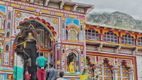The four Himalayan pilgrimage sites - Yamunotri, Gangotri, Kedarnath and Badrinath - collectively called Char Dham, are among the most revered pilgrimage sites in Hindu tradition.(HT Photo)