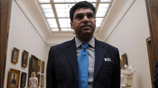 """An Indian billionaire admitted using outside """"help"""" to inflict a shock defeat during an online charity match on June 13 over Viswanathan Anand. (AFP)"""