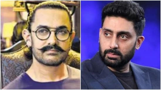 Abhishek Bachchan made his debut with Refugee.