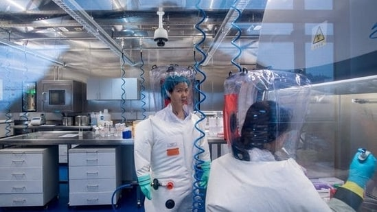 The western media has turned full circle from calling Wuhan lab virus leak theory a Trumpian conspiracy against rising China in April 2020 to now hotly debating a real possibility of the Sars-CoV-2 virus escaping the virology institute.(AFP File Photo)