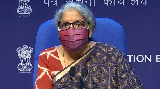 """""""Hope @Infosys & @NandanNilekani will not let down our taxpayers in the quality of service being provided. Ease in compliance for the taxpayer should be our priority,"""" Union finance minister Nirmala Sitharaman had tweeted on June 8.(ANI)"""