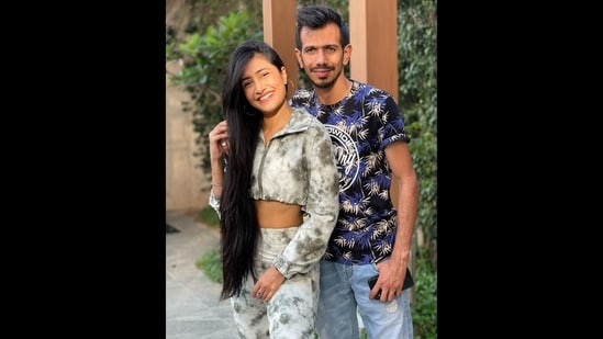 Posts shared by Yuzvendra Chahal and Dhanashree Verma have won people over.