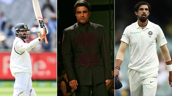Sanjay Manjrekar did not find a place for Ravindra Jadeja and Ishant Sharma in his XI for WTC final. (Getty Images)