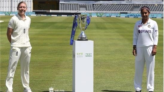 India Women vs England Women Test match live streaming(ECB)