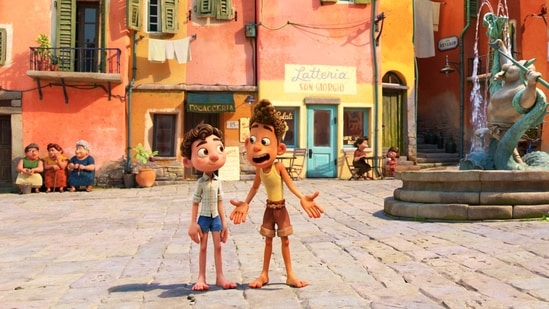 Luca movie review: Pixar's new film is a vibrant, funny adventure about friendship and the innocence of childhood.