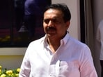 Jayant Patil said devotees should form a panel to oversee the spending of funds for the Ram Temple in Ayodhya. (Anshuman Poyrekar/Hindustan Times)