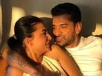 Eijaz Khan and Pavitra Punia met on Bigg Boss 14.