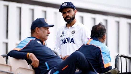 India's Virat Kohli during practice at Southampton (Action Images via Reuters)