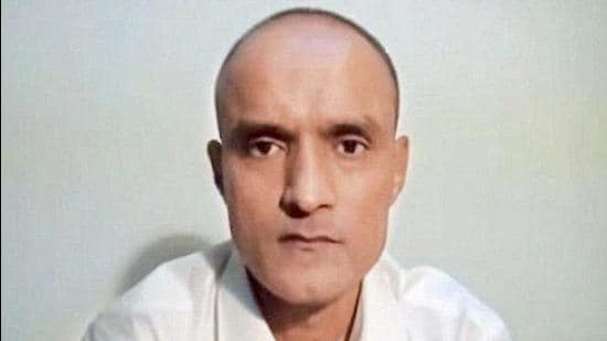 Indian national Kulbhushan Jadhav, a former Indian Navy officer, was arrested in March 2016 in Pakistan's Balochistan province on charges of spying and sentenced to death the following year. (PTI PHOTO.)