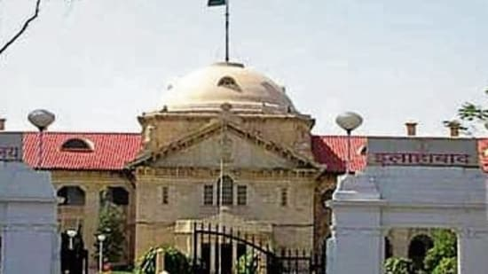 The Allahabad high court. (HT FILE PHOTO)