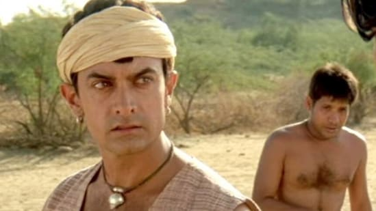 Aamir Khan not only played the lead role in Lagaan but also produced it.