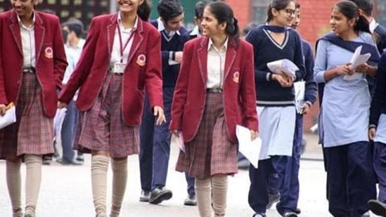 CBSE 12th Results 2021: Board likely to submit evaluation criteria in SC today(HT File)