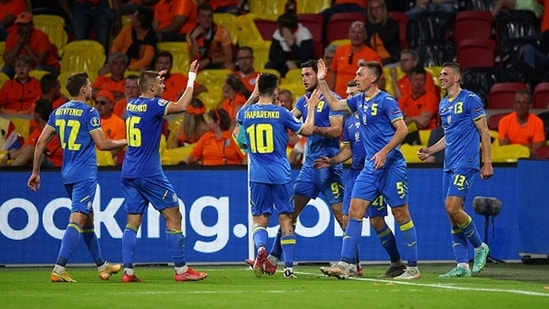 Can Ukraine get three points? (Getty Images)