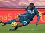 FILE PHOTO: AC Milan's Fikayo Tomori.(REUTERS)