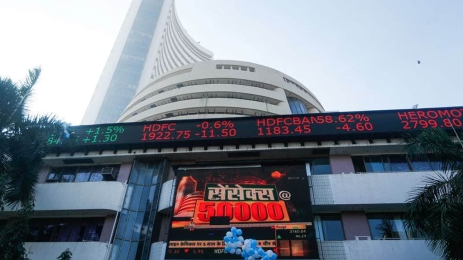 Markets open up with gains: Sensex up 240 points, Nifty above 15,700 thumbnail
