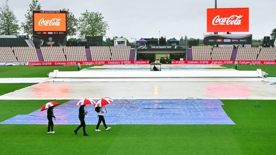 India vs New Zealand Highlights, WTC Final, Day 1