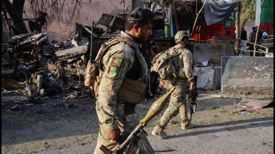 Recently, the Taliban launched a wave of attacks across the country targeting Afghan officials, activists and journalists in many cities. (Image used for representation). (AFP PHOTO.)