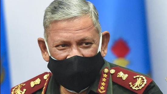 CDS General Bipin Rawat. The operational control of all the theatre commands will eventually come under CDS. (File photo)
