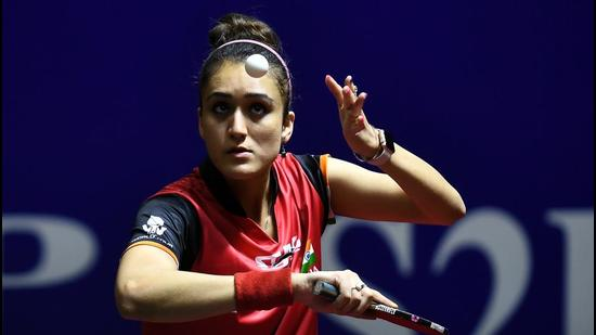 Table tennis player Manika Batra is among the athletes who will be flying out to Tokyo from India. (Getty Images)
