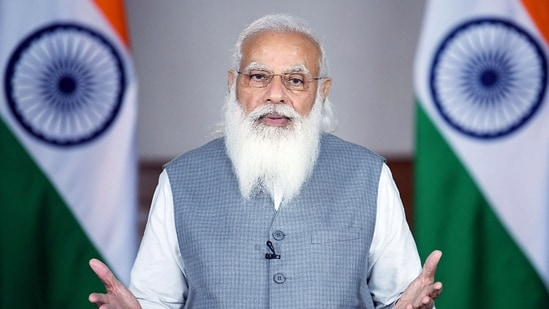PM Modi is ahead of other world leaders of 13 countries, including the US and the UK, the Morning Consult shows. (ANI Photo)