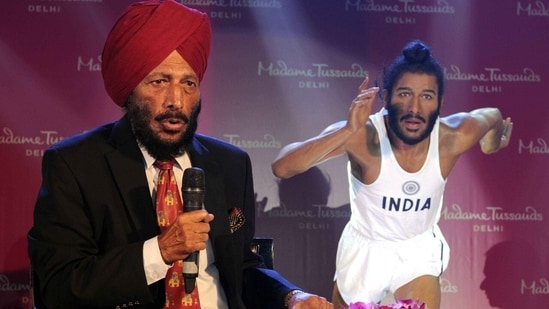 """Singh had contracted the viral contagion last month and was admitted to the Intensive Care Unit (ICU) of a top hospital in Chandigarh due to """"dipping levels of oxygen"""".(Photo: Sanjeev Verma/ HT)"""