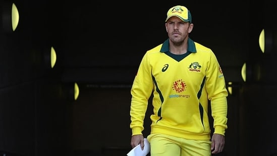 File image of Australia captain Aaron Finch.(Getty Images)