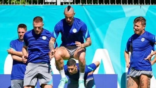 UEFA EURO 2020, Sweden vs Slovakia Live Streaming:(AP)