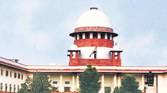 The Supreme Court.(HT File Photo)