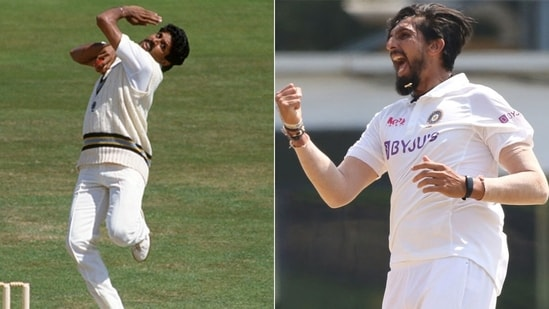 Ishant Sharma will look to surpass Kapil Dev at the WTC final. (Getty Images)