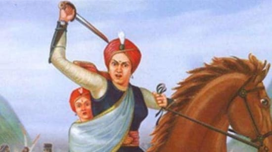 Born in 1828 into a Marathi Karhade Brahmin family in Varanasi, Maharani Lakshmibai was initially named Manikarnika Tambe.