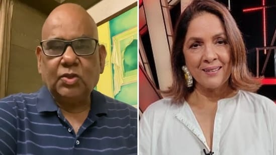 Satish Kaushik offered to marry Neena Gupta when she was pregnant with Masaba Gupta.