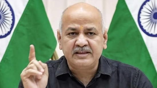 Delhi deputy chief minister Manish Sisodia. (PTI file photo)