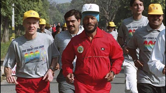 Indian sprint legend Milkha Singh died of post COVID-19 complications on Friday night. (PTI)