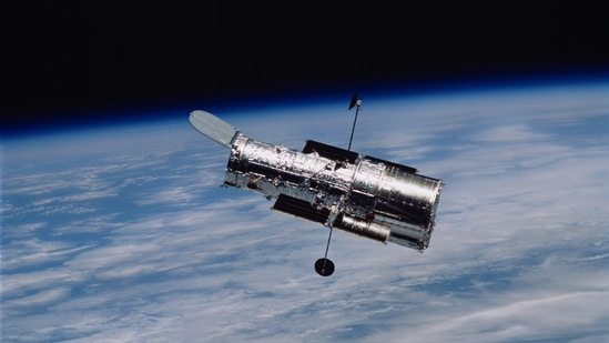Nasa plans to launch Hubble's more powerful successor, the James Webb Space Telescope, in November this year. (Nasa Hubble site)