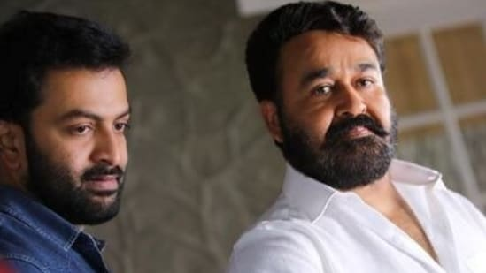 Mohanlal and Prithviraj Sukumaran worked together in Lucifer, which was the first film he directed.