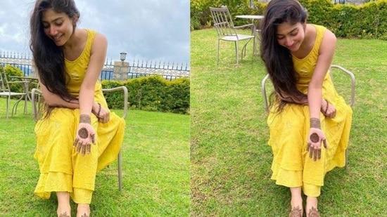 Sai Pallavi awaits the release of her film, Virata Parvam.