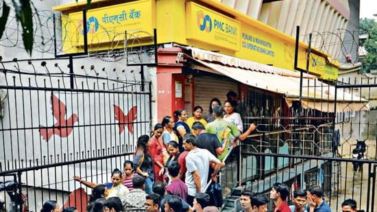 The RBI put severe curbs on PMC Bank amid a probe into accounting lapses. REUTERS
