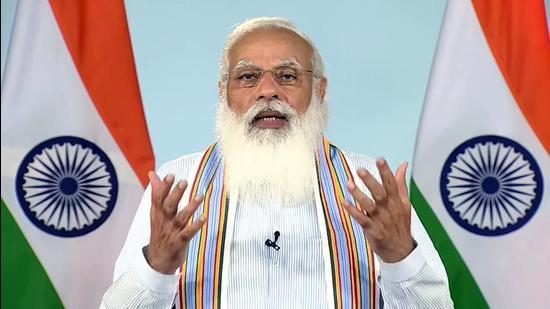 File photo: Prime Minister Narendra Modi. (ANI)