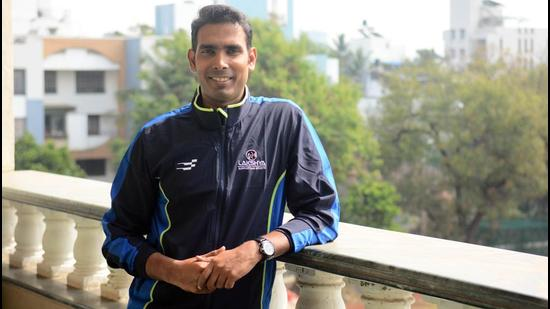 Sharath Kamal is among the players who will fly to the Tokyo Olympics from India. (Ht file)
