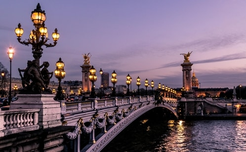 France welcomes international vaccinated travellers.(Unsplash)