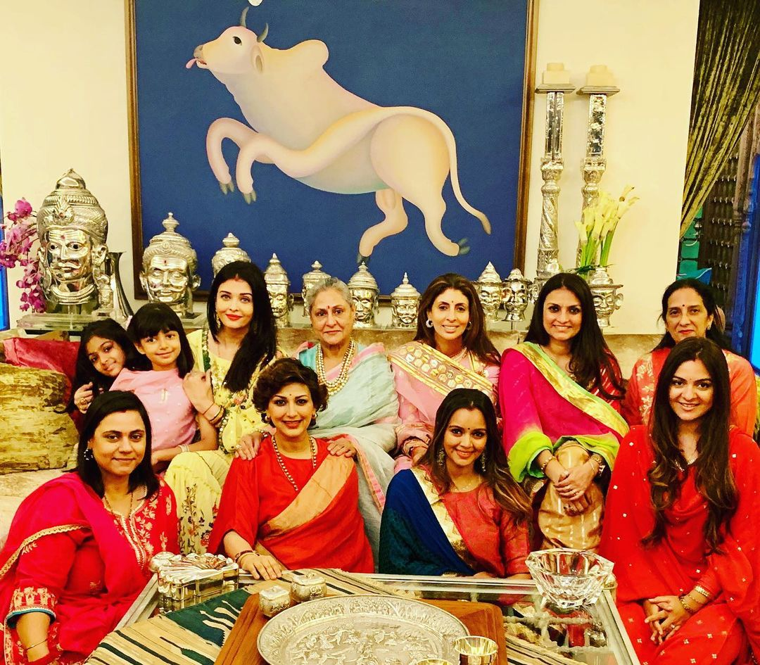 A glimpse of Bachchan family's home Jalsa.
